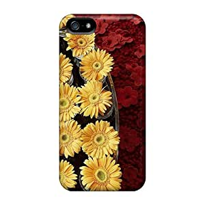 New Mums Plant Tpu Cover Case For Iphone 5/5s