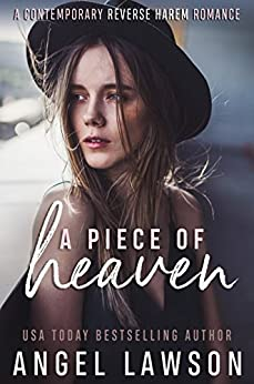 A Piece of Heaven: A Young Adult Contemporary Romance (The Allendale Four Book 1) by [Lawson, Angel]