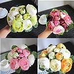 Artificial-Camellia-Flowers-gloednApple-Bridal-Silk-Floral-Silk-Flower-Garland-Party-Wedding-Bouquet-Home-Decor-Yellow