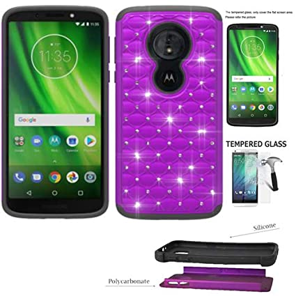 Amazon.com: Funda para Motorola Moto E5 (Tracfone XT1920DL ...