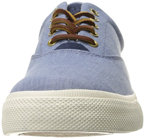 Trainers Vaughn Bleu Mens Canvas Ralph Lauren HIwEqSP