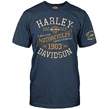 Harley-Davidson Men's Short-Sleeve Graphic T-Shirt - USAG Yongsan | Home Team