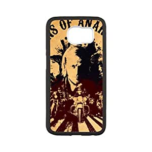 SamSung Galaxy S6 Sons of Anarchy pattern design Phone Case HSA1155759