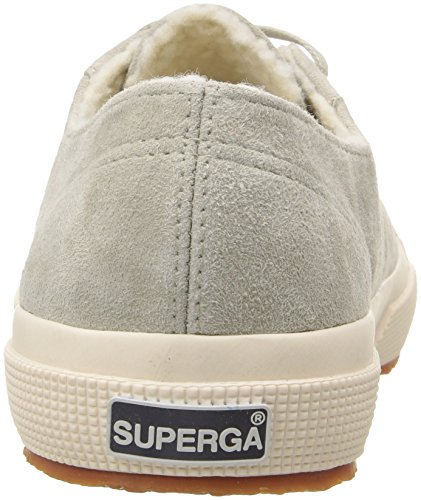 Superga Womens 2750 Kidsuew Mode Sneaker Elfenben