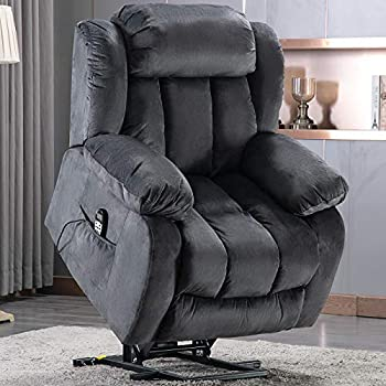 Amazon Com Mcombo Electric Power Lift Recliner Chair Sofa