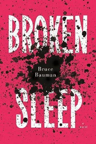 book cover of Broken Sleep