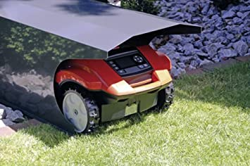 Casa Robot cortacésped cortacésped Ambrogio Gardena Honda Husqvarna Viking Wolf
