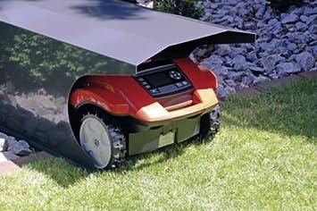Casa Robot cortacésped cortacésped Ambrogio Gardena Honda Husqvarna Viking Wolf: Amazon.es: Jardín