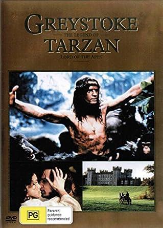 LA TÉLÉCHARGER LÉGENDE GRATUIT DE FILM GRATUITEMENT TARZAN GREYSTOKE