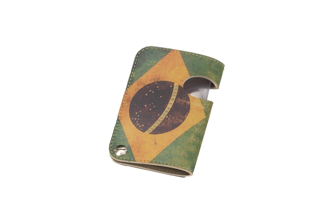Intempo 3282 Fgbr Visitenkartenhalter Kunststoff Bedruckt A