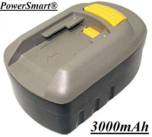 PowerSmart 18.00V 3000mAh Cordless Drills Ni-MH Battery for CRAFTSMAN 130145009, 27124, 27127 Review
