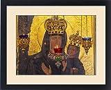 Framed Print of Incense Burners Madonna Icon Saint Nicholas Church Askold s Grave Kiev