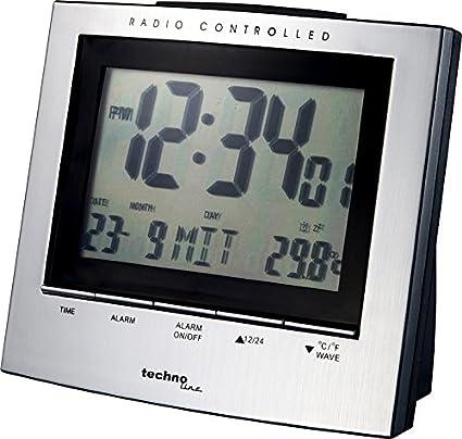 Technoline WT 280 estación metereológica - Estación meteorológica (AA, Color blanco, 105 x