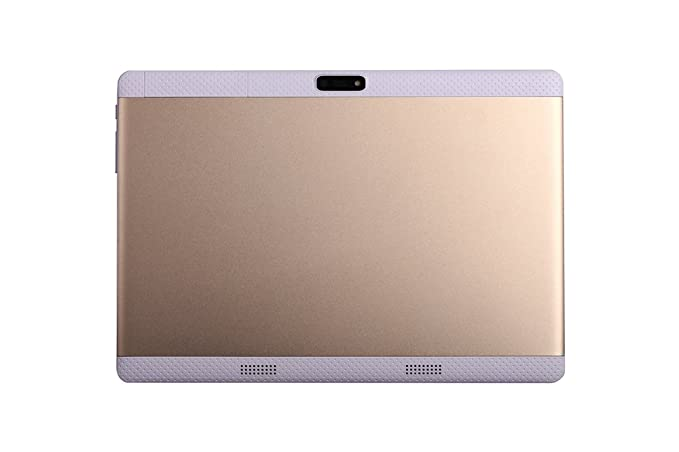 Gold 10 inch Tablet PC Octa Core MTK android 6 0 8 core 4G