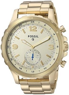 Fossil FTW1142 Oro Reloj Inteligente: Amazon.es: Electrónica