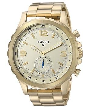 Fossil FTW1142 Oro Reloj Inteligente - Relojes Inteligentes (4320 h, Oro)