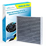 UNbeaten Cabin Air Filter UN10285 for Car Air Cleaning,Hepa with Activated Carbon Filters Compatible with Toyota Prius Camry Carolla Sequoia Highlander/Lexus/ Subaru
