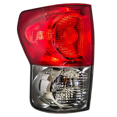 Taillight Tail Lamp Driver Replacement for 07-09 Toyota Tundra Pickup Truck 81560-0C070