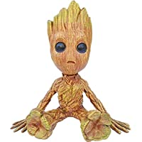 Unique Shape Guardians of The Galaxy 2: Baby Groot Toy Showpiece (Multicolour)