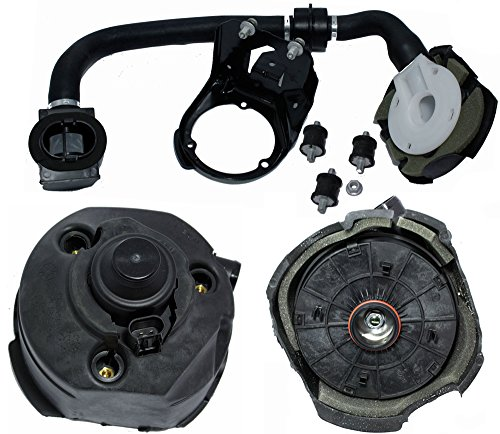 APDTY 19515548 Secondary Air Injection Smog Emissions Pump Upgrade Kit For 00-04 Cadillac Deville 00-04 Seville 01-03 ()