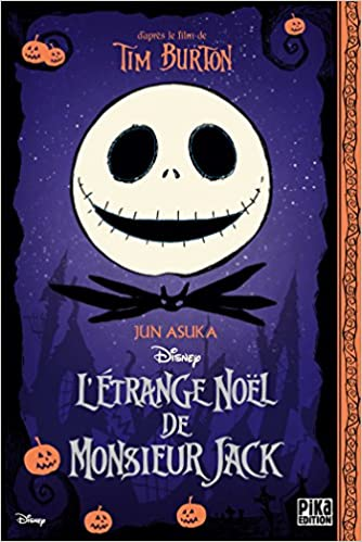 Nightmare Before Christmas In French.L Etrange Noel De Monsieur Jack The Nightmare Before