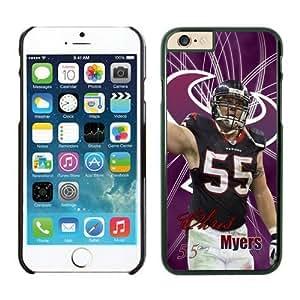 Houston Texans Chris Myers Case Cover For SamSung Note 2 NFL Cases Black NIC13155