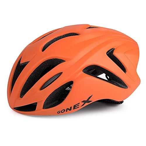 Gonex Helmet Adult Holland Orange