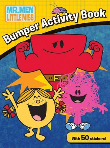 The Mr. Men Show Bumper Activity Book (Mr. Men, Little Miss)