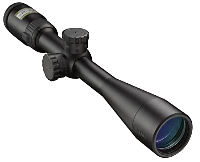 Nikon P-223 BDC 600 Riflescope with Rapid Action Turret, Black, 4-12x40