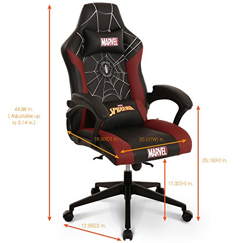 51CgakIc4XL - Premium-Licensed-Spider-Man-Marvel-Collection-Neo-Chair