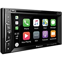 Pioneer AVH-1440NEX 6.2 Inch DVD Receiver with CarPlay, HD Radio and Bluetooth