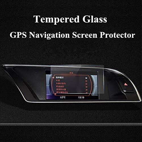 6.5インチ強化ガラスGPSナビゲーション画面プロテクターfor Audi a4?a5?s5?2008???2015 Autozone