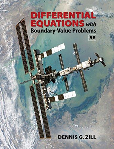 Diff.Equat.W/Boundary Value Problems