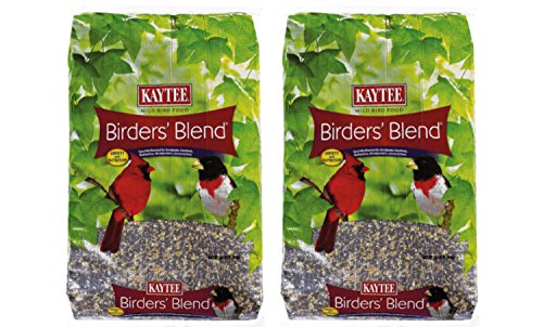 Kaytee Birders' Blend 35 Lbs Bird Seed Made in USA (2 Pack) Brand New and Fast Shipping by Kaytee