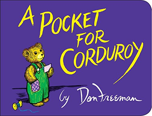 Books : A Pocket for Corduroy