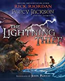 img - for Percy Jackson and the Olympians The Lightning Thief Illustrated Edition (Percy Jackson & the Olympians) book / textbook / text book