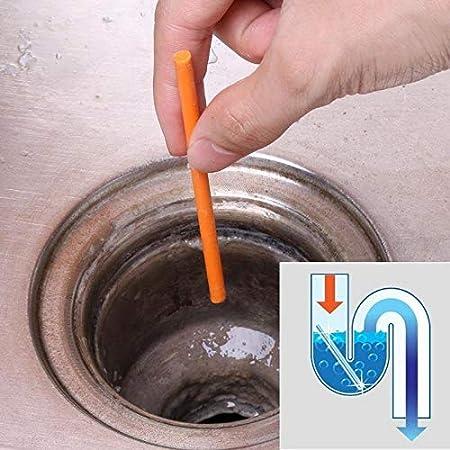 W-shufang, égout 12 PCS Pipeline Cuisine Toilettes Baignoire