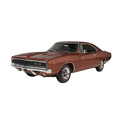 Revell 1:25 '68 Dodge Charger 2 'n 1: Toys & Games