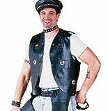 Forum Novelties Men's Goth Punk Rocker Costume Vest