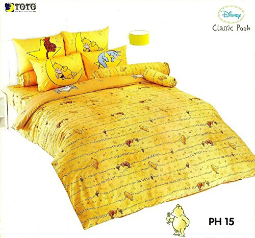 disney-classic-pooh-bed-fitted-sheet-set-queen-size-ph15-4-pieces-set-1-bed-fitted-sheet-2-standard-