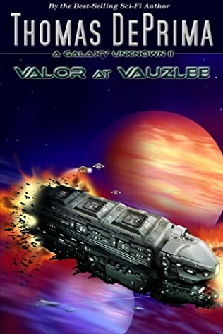 book cover of Valor At Vauzlee