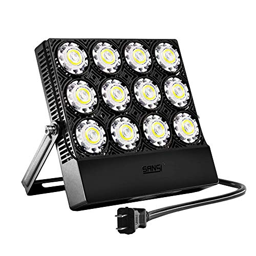 Sansi 50-70W Outdoor LED Flood Light: Best Bowfishing Light