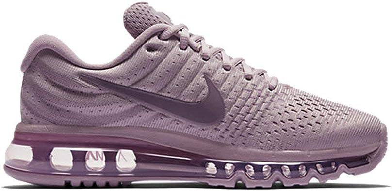 Nike Wmns Air MAX 2017, Zapatillas de Gimnasia para Mujer, Rosa (Plum Fog/Pro Purple/Elemental 503), 36.5 EU: Amazon.es: Zapatos y complementos