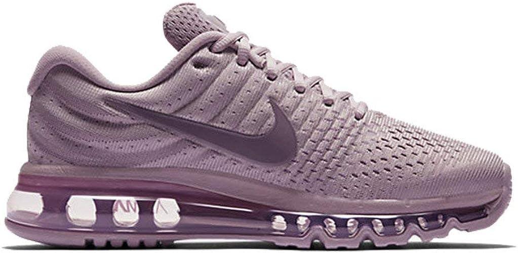 Nike Wmns Air MAX 2017, Zapatillas de Gimnasia para Mujer, Rosa ...