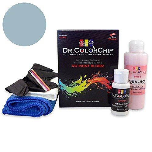 (Dr. ColorChip GMC G10-G30-P Series Automobile Paint - Light Blue (Bar Harbor) Metallic 21 - Road Rash Kit)