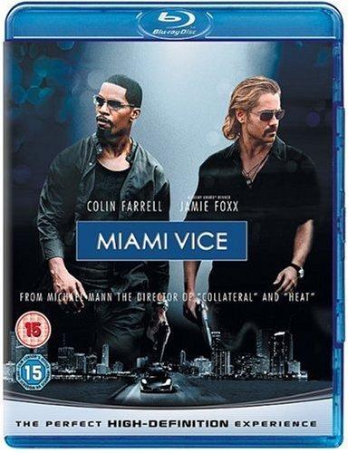 Blu-ray : Miami Vice (2006) (Blu-ray)