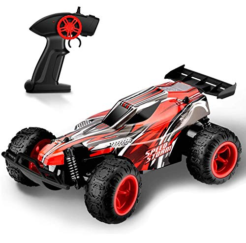 TOYEN RC Cars, Off Road Truck Electric Racing Remote Control Car 2.4Ghz 2WD High Speed Radio Control Cars Hobby Toy from TOYEN