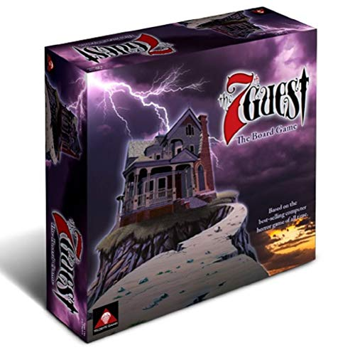 The 7th Guest Board Game 1st Standard