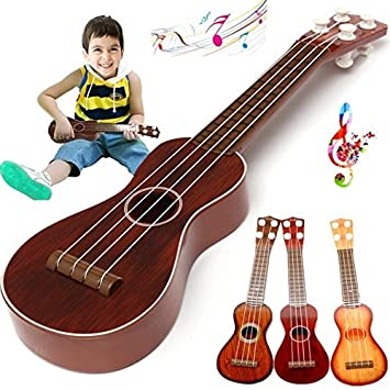 PhilMat Juguete guitarra acústica para la práctica del ...
