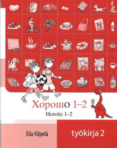 Khorosho 1-2. Uprazhneniia 2. including CD-disk. (in Russian) ebook